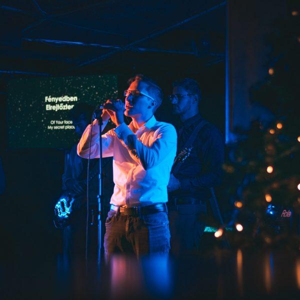Karácsonyi Tündöklés, karácsonyi koncert Székesfehérváron